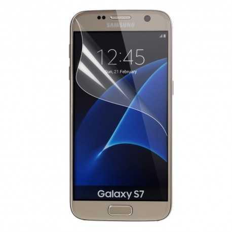 Pack de 5 film de protection écran pour Samsung Galaxy S7