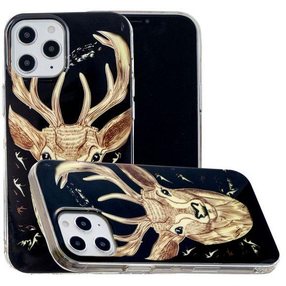 Coque iPhone 12 Pro Max Luminous Wapiti