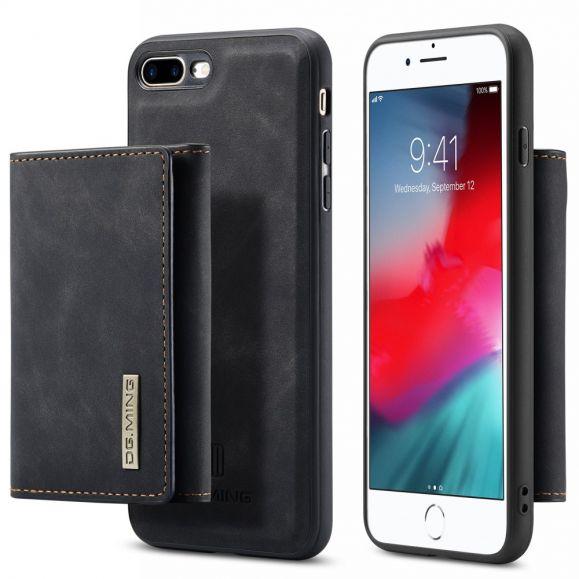 Coque iPhone 8 Plus / 7 Plus avec porte cartes magnétique