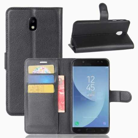 Housse Samsung Galaxy J5 2017 Portefeuille Style Cuir