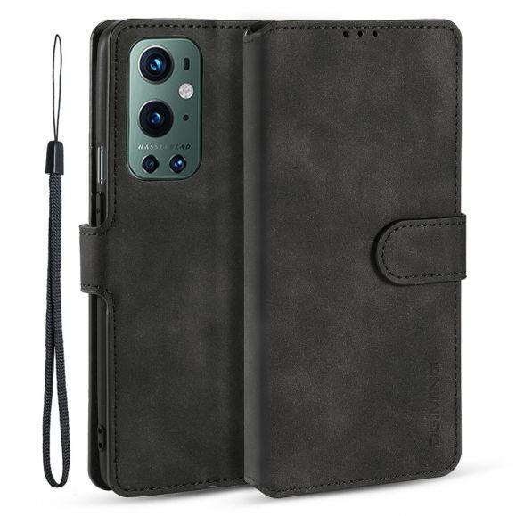 Housse OnePlus 9 Pro DG MING Style Rétro