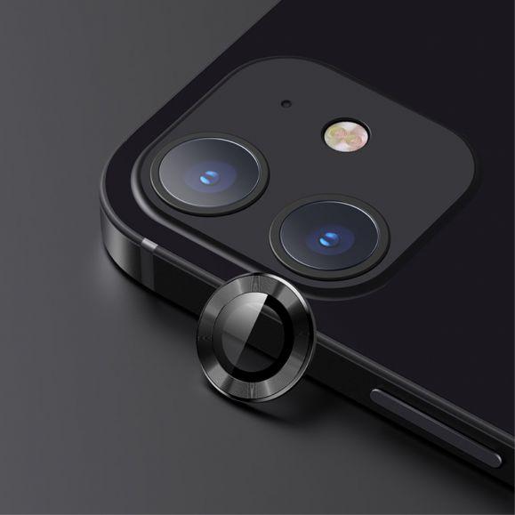 Verre Trempé iPhone 12 mini pour lentille (2 pièces)