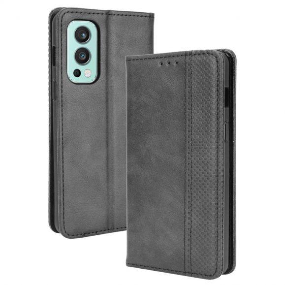 Étui OnePlus Nord 2 5G Le Cirénius Style Cuir