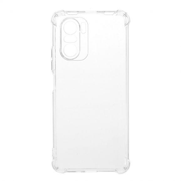 Coque Poco F3 / Xiaomi Mi 11i 5G transparente angles renforcés