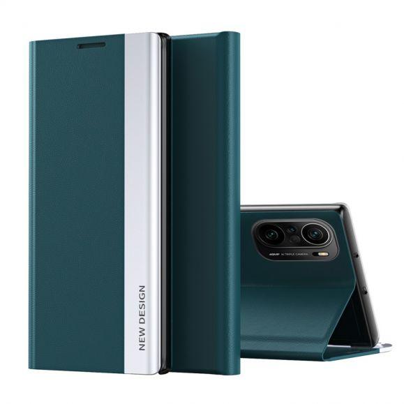 Etui Poco F3 / Xiaomi Mi 11i 5G Business effet cuir Magnet