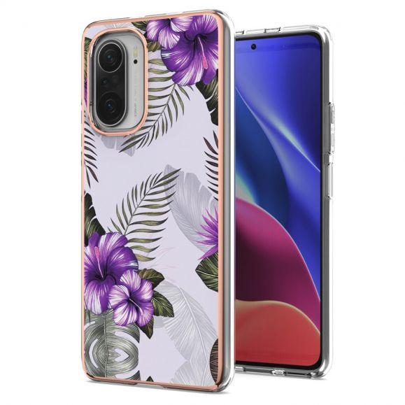 Coque Poco F3 / Xiaomi Mi 11i 5G Fleurs Exotiques