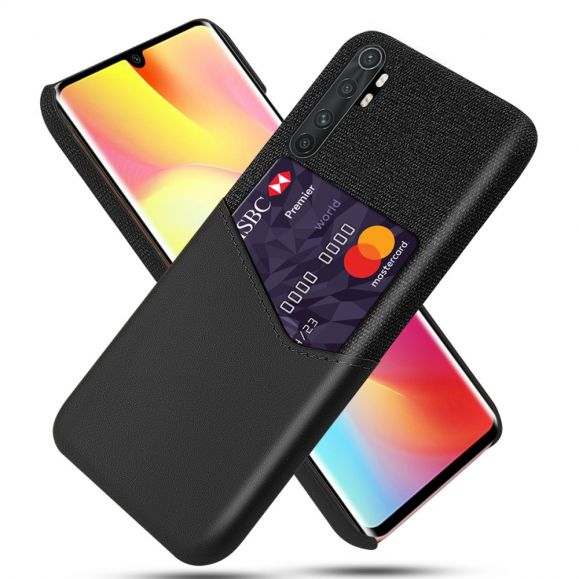Coque Xiaomi Mi Note 10 Lite Olympus Effet Cuir
