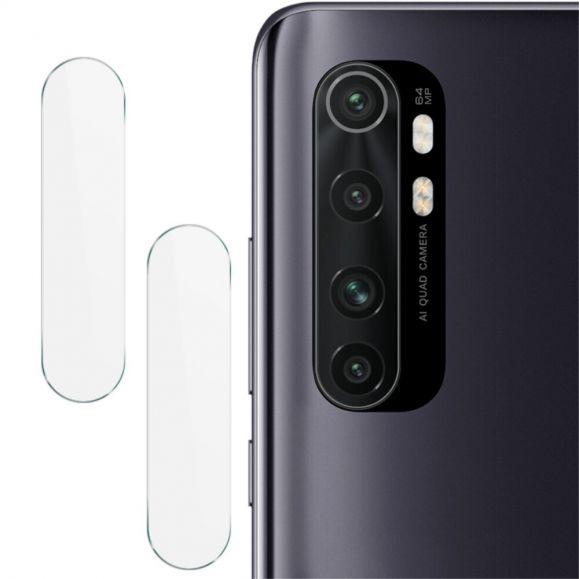 Verre Trempé Xiaomi Mi Note 10 Lite pour lentille (2 pièces)