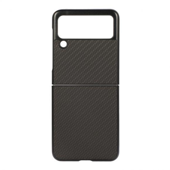 Coque Samsung Galaxy Z Flip 3 5G Style Fibre de Carbone