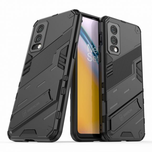 Coque OnePlus Nord 2 5G Hybride avec support