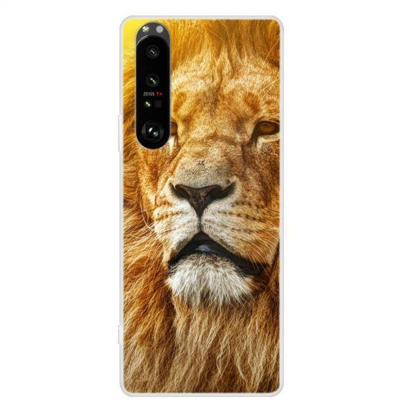 Coque Sony Xperia 1 III Golden Lion