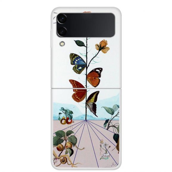 Coque Samsung Galaxy Z Flip3 5G Papillons Colorés