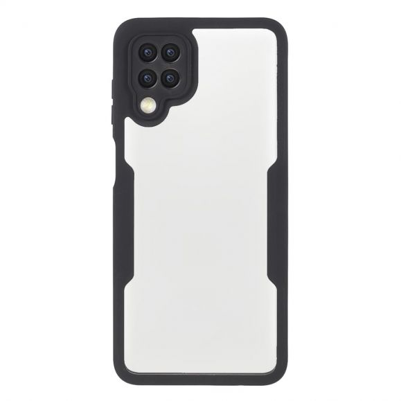Coque intégrale Samsung Galaxy A12 / M12 avec film protecteur