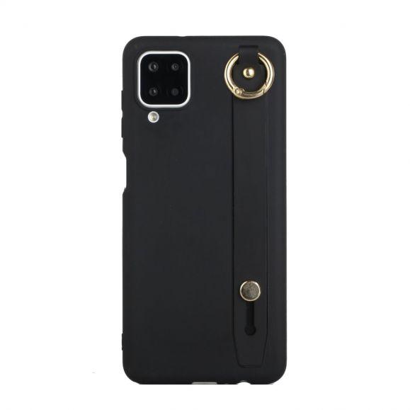 Coque Samsung Galaxy A12 / M12 Strap en silicone