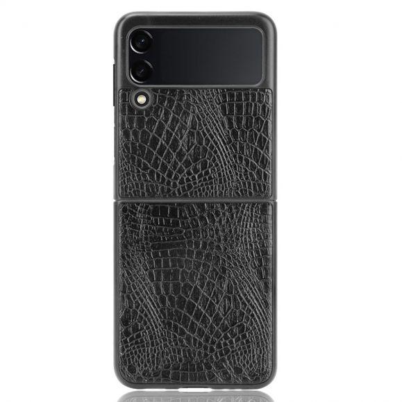 Coque Samsung Galaxy Z Flip3 5G effet peau de croco