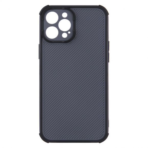 Coque iPhone 12 Pro Max Stripes angles renforcés