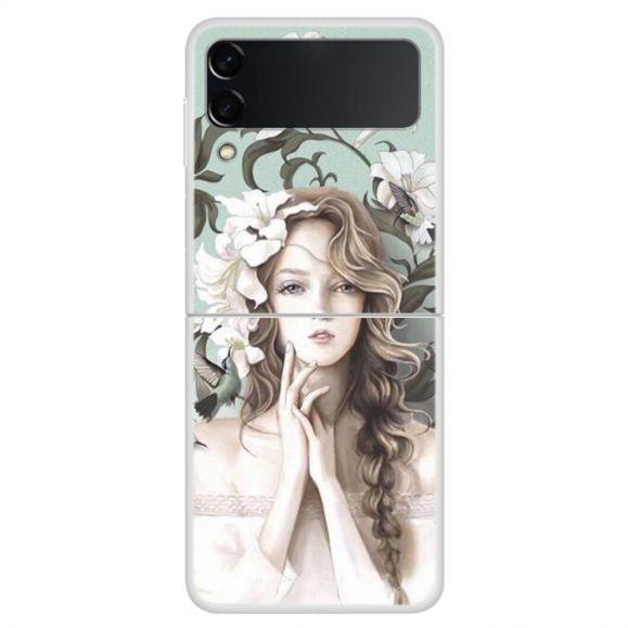 Coque Samsung Galaxy Z Flip3 5G Girl