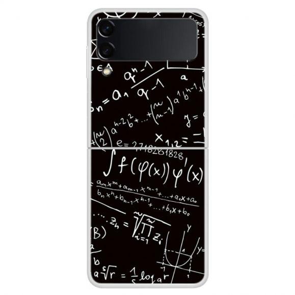 Coque Samsung Galaxy Z Flip3 5G Formules de Math