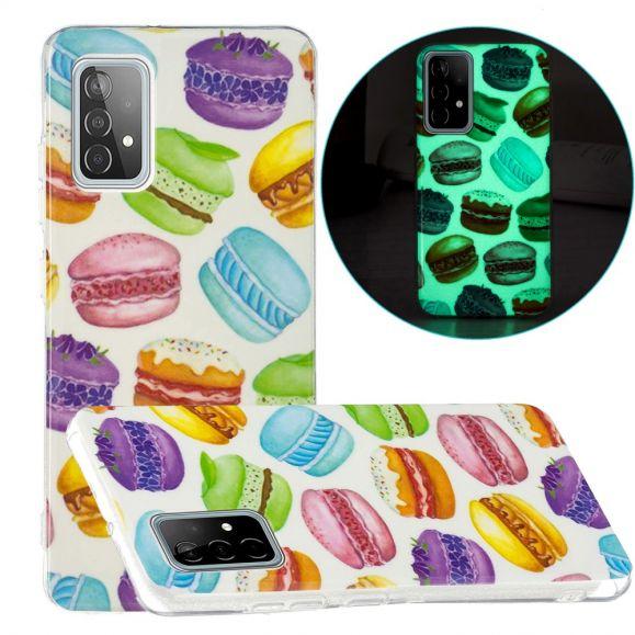 Coque Samsung Galaxy A52 4G / 5G / A52s 5G Fluorescente Macarons