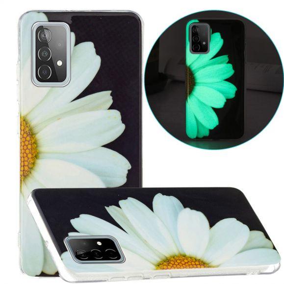 Coque Samsung Galaxy A52 4G / 5G / A52s 5G Fluorescente Marguerite