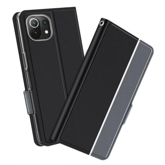Housse Xiaomi 11 Lite 5G NE / Mi 11 Lite / Lite 5G Victoria style cuir