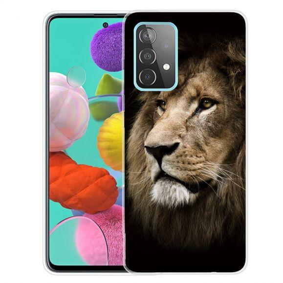Coque Samsung Galaxy A52, A52 5G et A52s 5G Lion