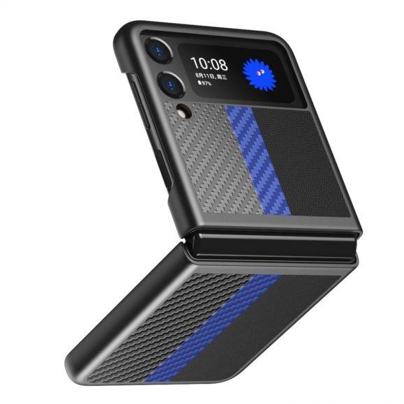Coque Samsung Galaxy Z Flip3 5G Fibre Carbone Business