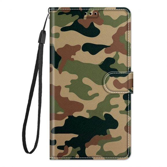 Housse Samsung Galaxy A52s 5G, A52 5G et A52 4G Camouflage
