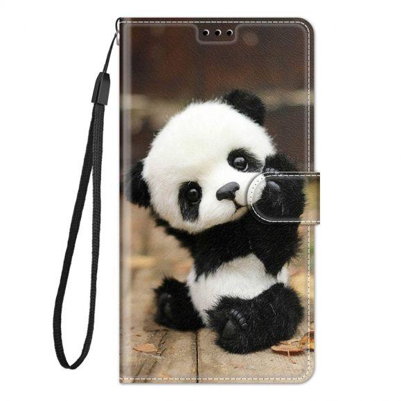 Housse Samsung Galaxy A52s 5G, A52 5G et A52 4G Petit Panda
