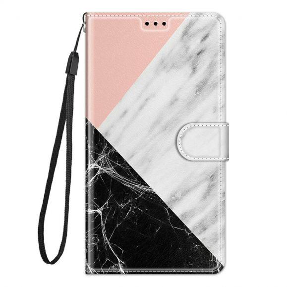 Housse Samsung Galaxy A52, A52 5G et A52s 5G Trois motifs