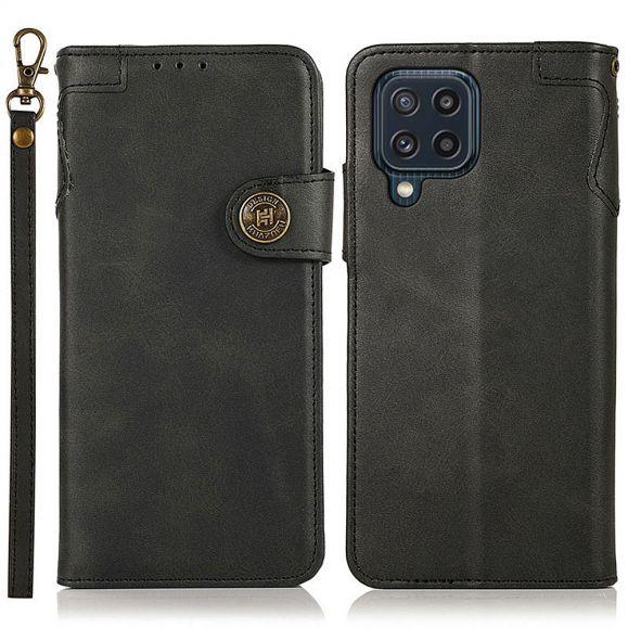 Housse Samsung Galaxy M32 KHAZNEH Le Classique