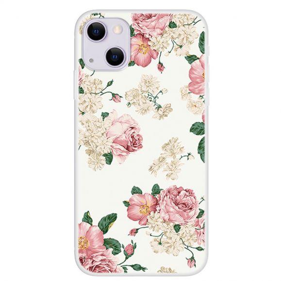 Coque iPhone 13 Fleurs