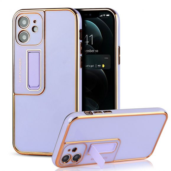 Coque iPhone 12 Luxury support