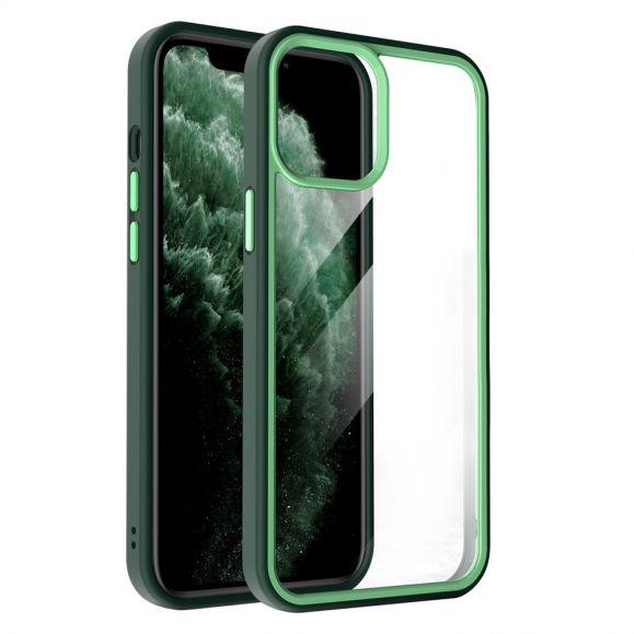 Coque iPhone 13 mini Colorful Series Transparent