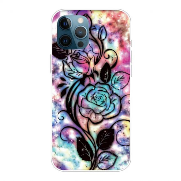 Coque iPhone 13 Pro Max Dream Rose