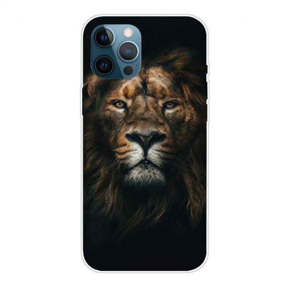 Coque iPhone 13 Pro Max Lion