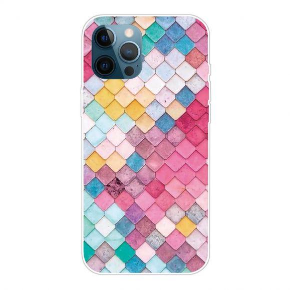 Coque iPhone 13 Pro Max Colorful Squares