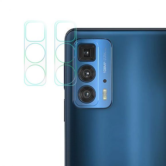 Verre Trempé Motorola Edge 20 Pro pour lentille (2 pièces)