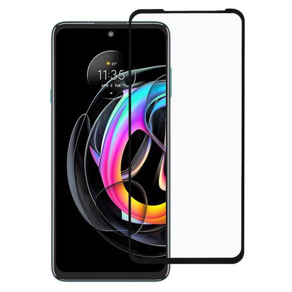 Protection d'écran Motorola Edge 20 Lite en verre trempé full size