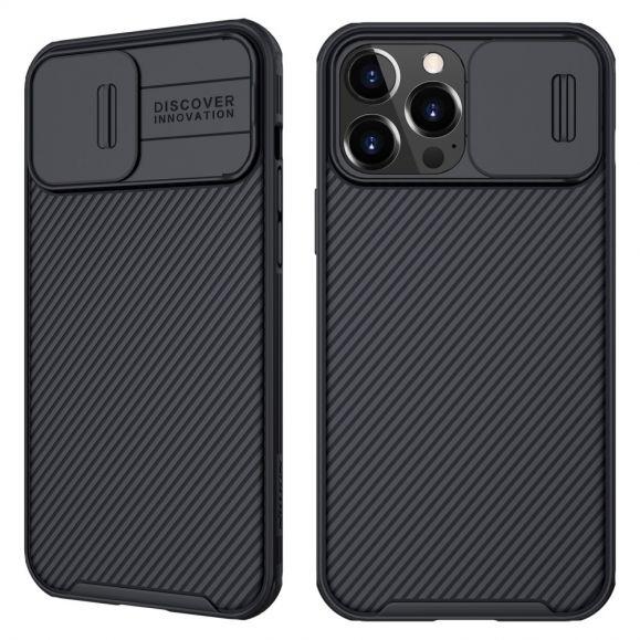 Coque iPhone 13 Pro avec cache objectif arrière