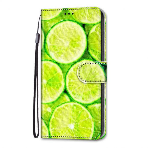 Housse iPhone 13 Pro Citron