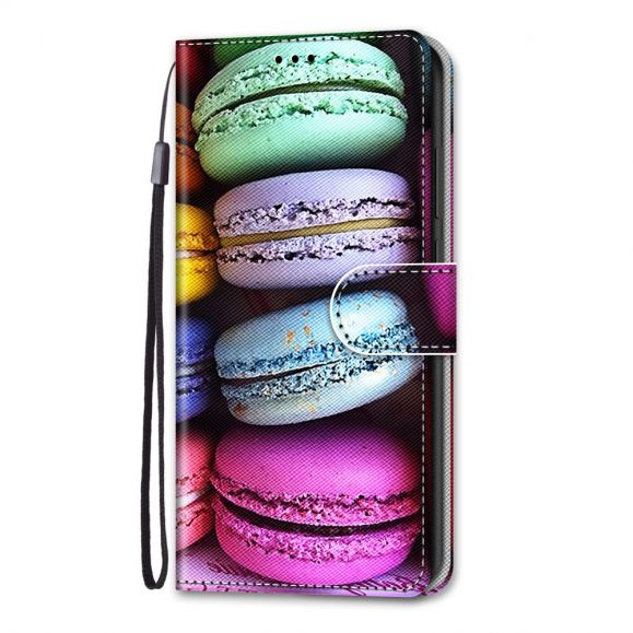Housse iPhone 13 Pro Macarons