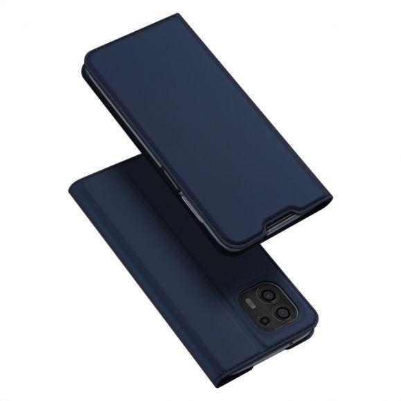 Étui Motorola Edge 20 Lite Business Effet Satiné