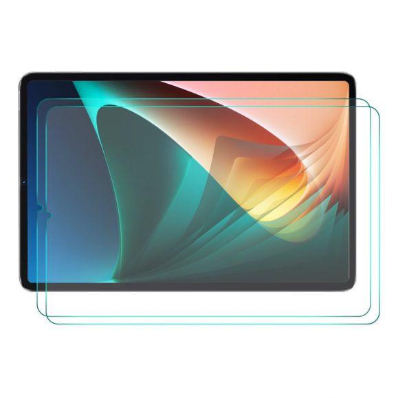 2 protections d'écran en verre trempé Xiaomi Pad 5 / Pad 5 Pro
