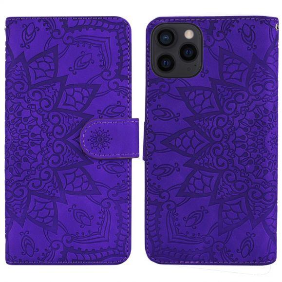 Housse iPhone 13 Pro Leïla fleur oriental