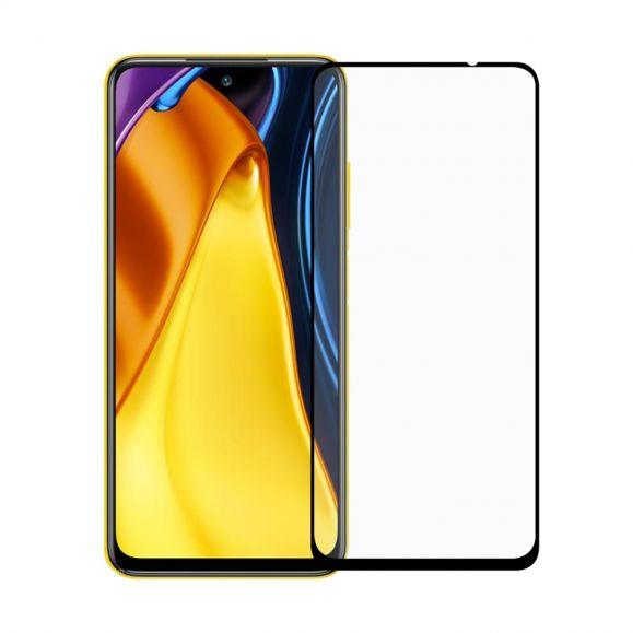 Protection d'écran Xiaomi Redmi Note 10 5G / Poco M3 Pro 5G en verre trempé full size