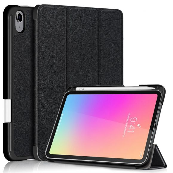 Smart cover iPad mini 2021 avec rabat trois volets