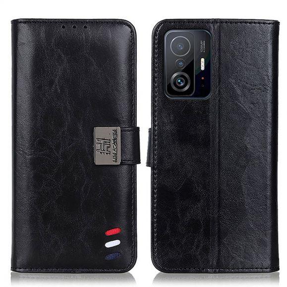 Housse Xiaomi 11T / 11T Pro Khazneh Rétro Tricolore