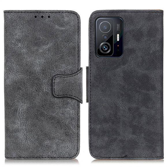 Étui Xiaomi 11T / 11T Pro Edouard simili cuir vintage