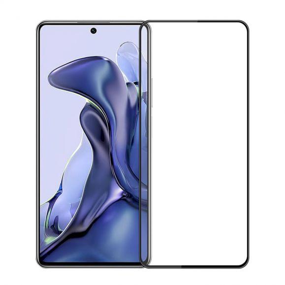 Protection d'écran Xiaomi 11T / 11T Pro en verre trempé full size